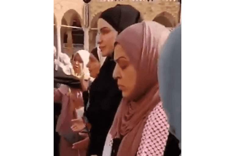 الملكة رانيا زوجة ملك الأردن